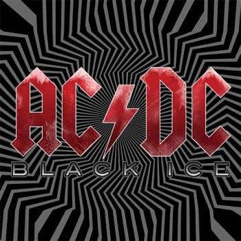 AC/DC - Black Ice - polštář