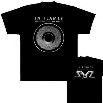 In Flames - Soundtrack To Your Escape - triko - tričko