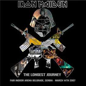 Iron Maiden - polštář 6