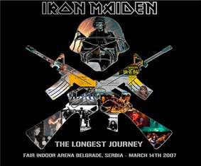 Iron Maiden - podložka pod myš 5