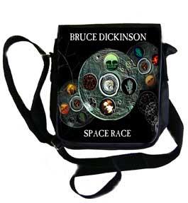 Bruce Dickinson - Space Race - taška GR 20