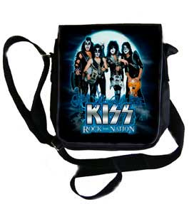 Kiss - Rock The Nation - taška GR 20