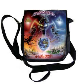 Gamma Ray - No World Order - taška GR 20