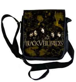 Black Veil Brides - taška GR 20 b