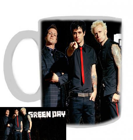 hrníček - Green Day - hrnek 6