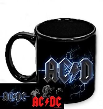 AC/DC - hrnek černý 2