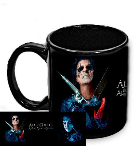 Alice Cooper - hrnek černý Denně nové zboží!