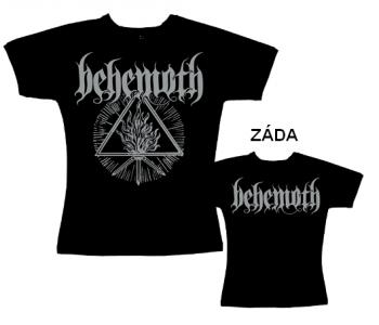 Behemoth - tričko dámské