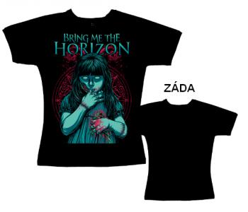 Bring Me The Horizon - dámské triko