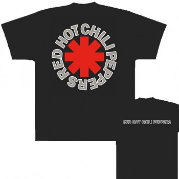 Red Hot Chili Peppers - triko