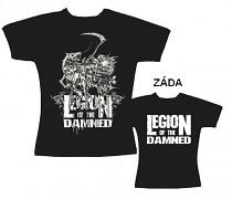 Legion Of The Damned - dámské triko