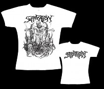 Suffocation - dámské triko