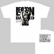 Legion Of The Damned - triko bílé