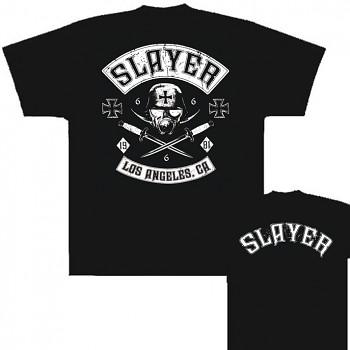Slayer-triko