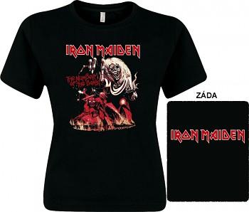 Iron Maiden - dámské triko