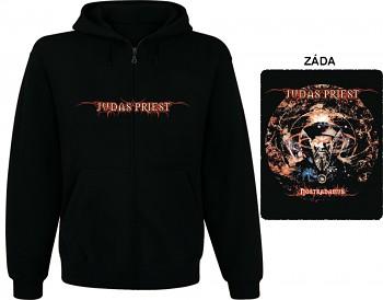 Judas Priest - mikina s kapucí a zipem