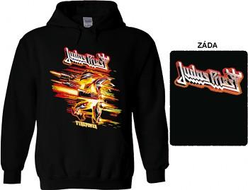 Judas Priest - mikina s kapucí