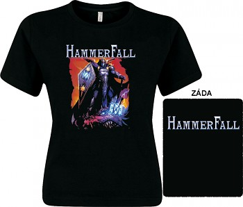 Hammerfall - dámské triko