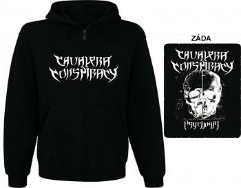 Cavalera Conspiracy - mikina s kapucí a zipem