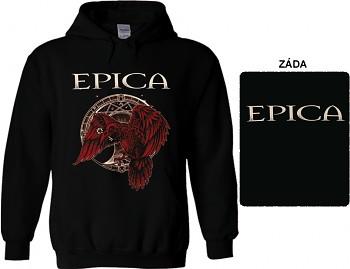 Epica - mikina s kapucí