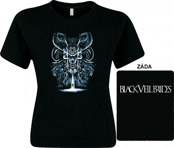 Black Veil Brides - dámské triko