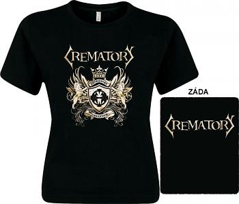 Crematory - dámské triko
