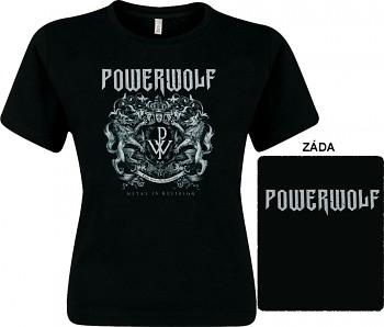 Powerwolf - dámské triko