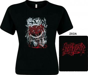 Slayer - dámské triko