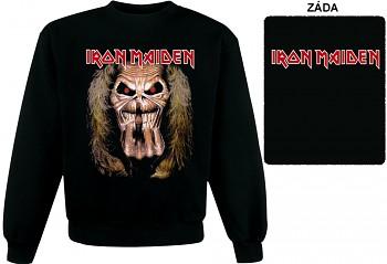 Iron Maiden - mikina bez kapuce