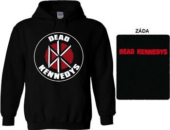 Dead Kennedys - mikina s kapucí