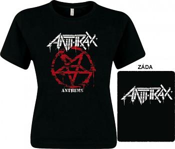 Anthrax - dámské triko