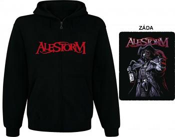 Alestorm - mikina s kapucí a zipem