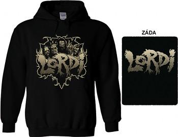 Lordi - mikina s kapucí