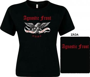 Agnostic Front - dámské triko