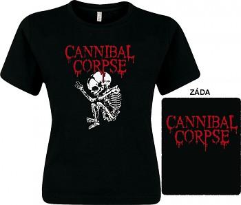 Cannibal Corpse - dámské triko
