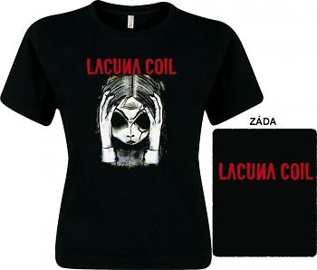Lacuna Coil - dámské triko