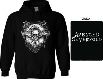 Avenged Sevenfold - mikina s kapucí