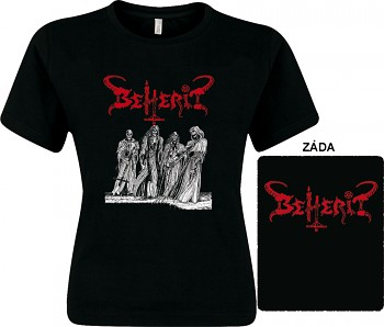 Beherit - dámské triko
