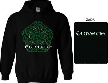 Eluveitie - mikina s kapucí