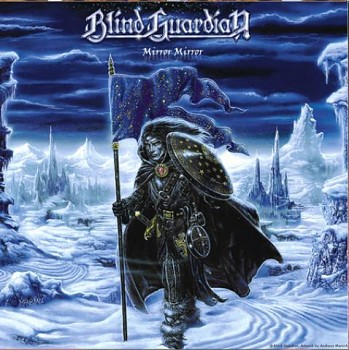 Blind Guardian - Mirror Mirror - polštář