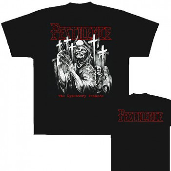 Pestilence - triko