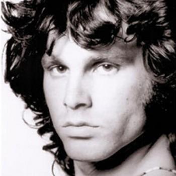 Doors - Jimi Morrison - polštář