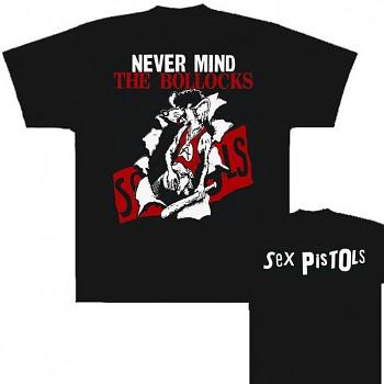 Sex Pistols - triko