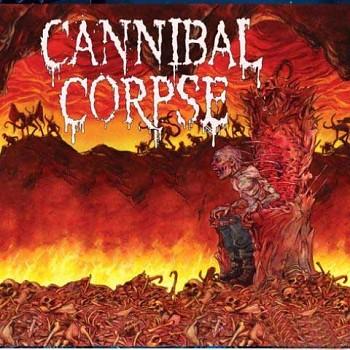 Cannibal Corpse - polštář