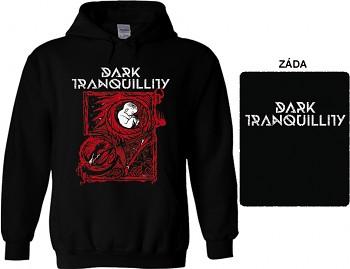 Dark Tranquillity - mikina s kapucí