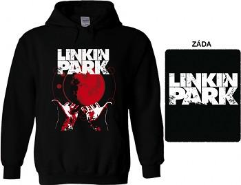 Linkin Park - mikina s kapucí