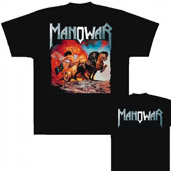 Manowar - triko
