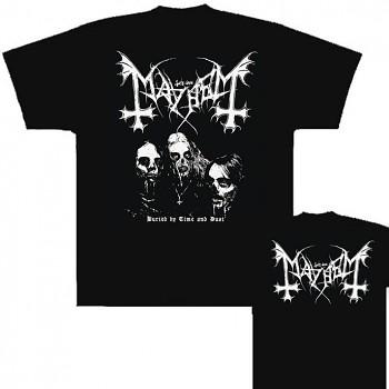 Mayhem - triko