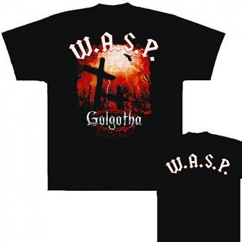W.A.S.P. - triko