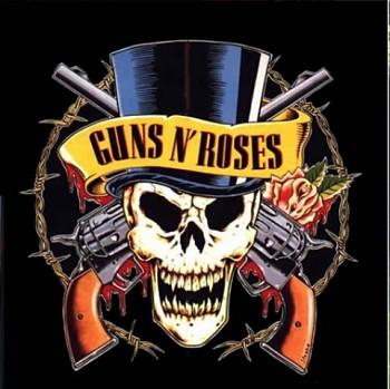 Guns N Roses - polštář
